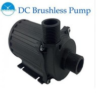 2016 High quality Electril Dc brushless submersible pump 12V-24V Single-stage Pump