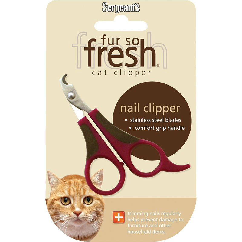 Fur So Fresh Cat Toenail Clipper