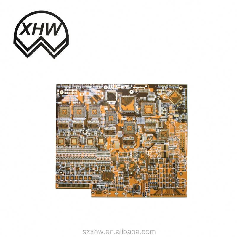 PCB manufacture /PCB Assembly/5-200 pcs trial order Quick-turn EMS Provider from China