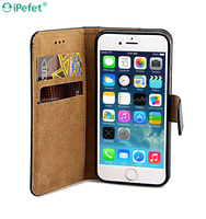 2016 Newest Product scratch resistant and shock resistant Fancy leather Mobile Accessories For iphone 6/S