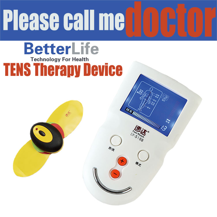Top manufacturer handheld CE ems tens massager wireless body health device for muscle stimulate made in China