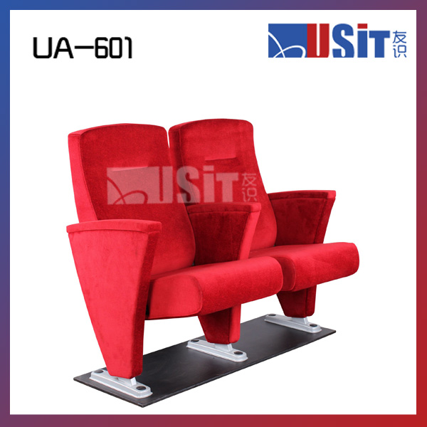 UA601 high-end auditorium conference lecture hall chair for sale