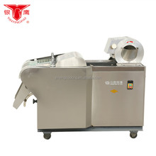 YinYing YQC-QJ1000 vegetable slicer machine for different kinds of vegetable cutting