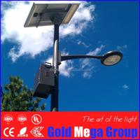 80w Separated High Lumen Street /Garden Solar Light/Decorative street lighting system