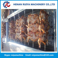 Charcoal Chicken Grill Machine Duck Roaster