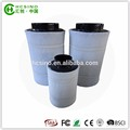 factory FCC SAA CE grow tent 4 inch customize shape and size activated carbon air filter