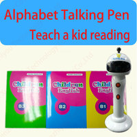 Educational Toys for Preschoolers Digitals Touch Pen English Translation Pen