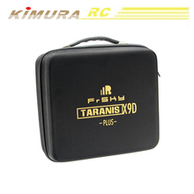High Quality Portable Frsky Taranis X9D PLUS Remote Controller Transmitter Bag EVA Handbag Hard Case For RC Models