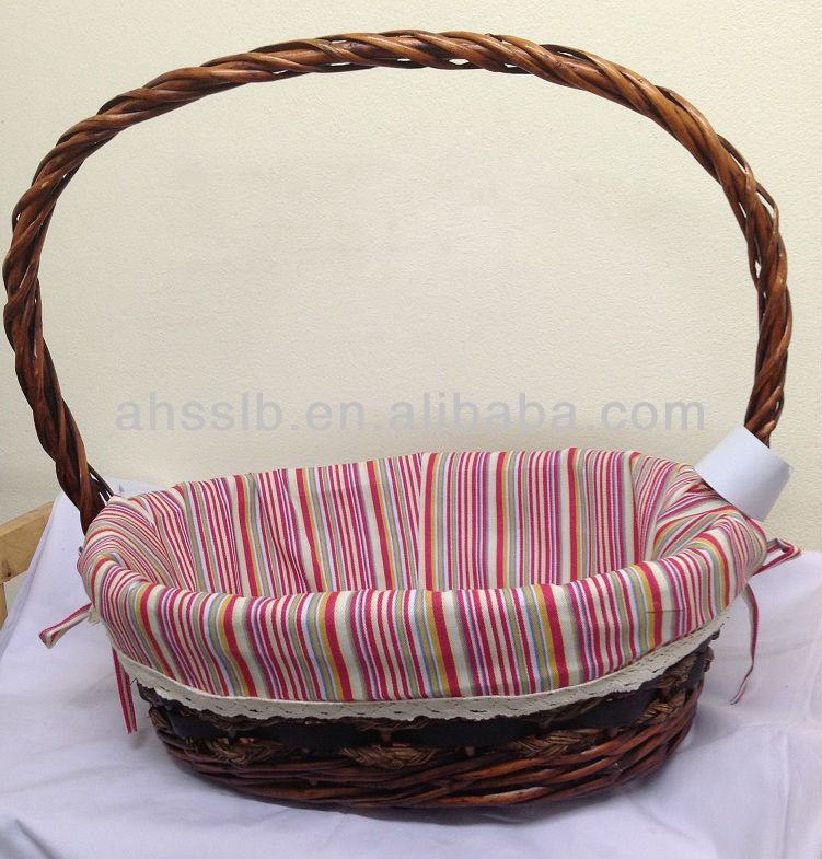 willow food basketry
