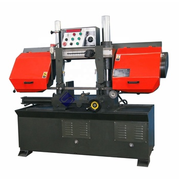 GZ4230 Horizontal metal cutting band saw