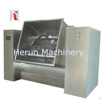 Double-blade Wet and Dry Powder Mixer WSH-50