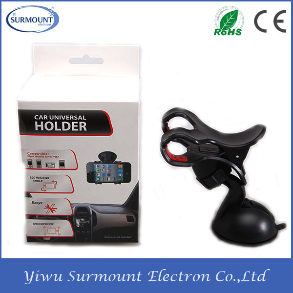 Auto Car Windshield Tablet Holder Flexible Suction Cup Bracket Stand Mount for Samsung Tablets