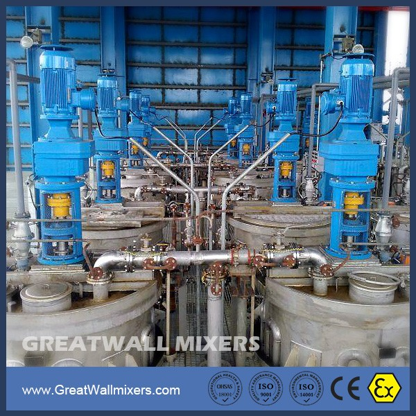 304 316L Stainless Steel Cosmetic Chemical Liquid Agitator Mixing Machine