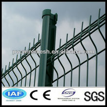 Metal Steel /pvc coated welded mesh fence