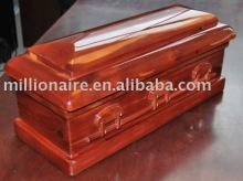 adult ash wood urn, keepsake cremation urns