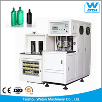 QCS-10A-2 Factory Direct Sales Pet Plastic Manual Blow Moulding Machine