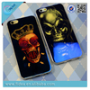 Skeleton Prints TPU Blu Ray Case for iPhone 6s Cusomized Case