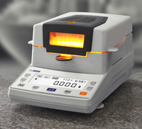 Digital Halogen Moisture Analyzer