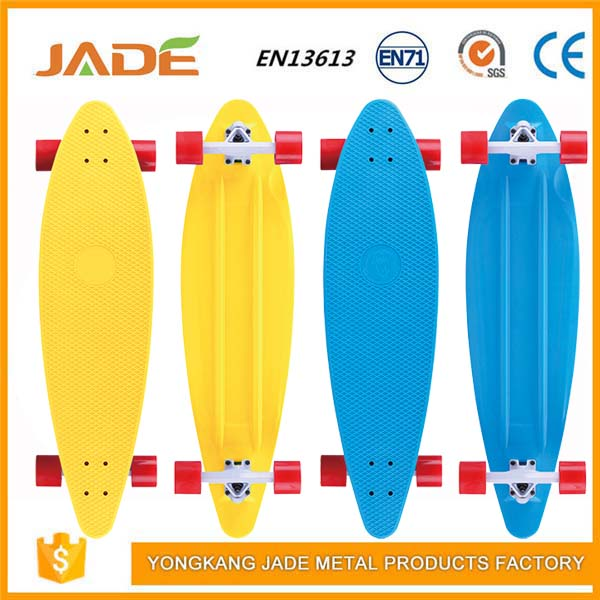 The best and cheapest sports safety plastic fish skateboard longboard trucks