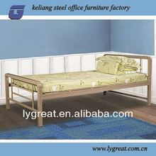 foshan furniture paint wrought iron bed