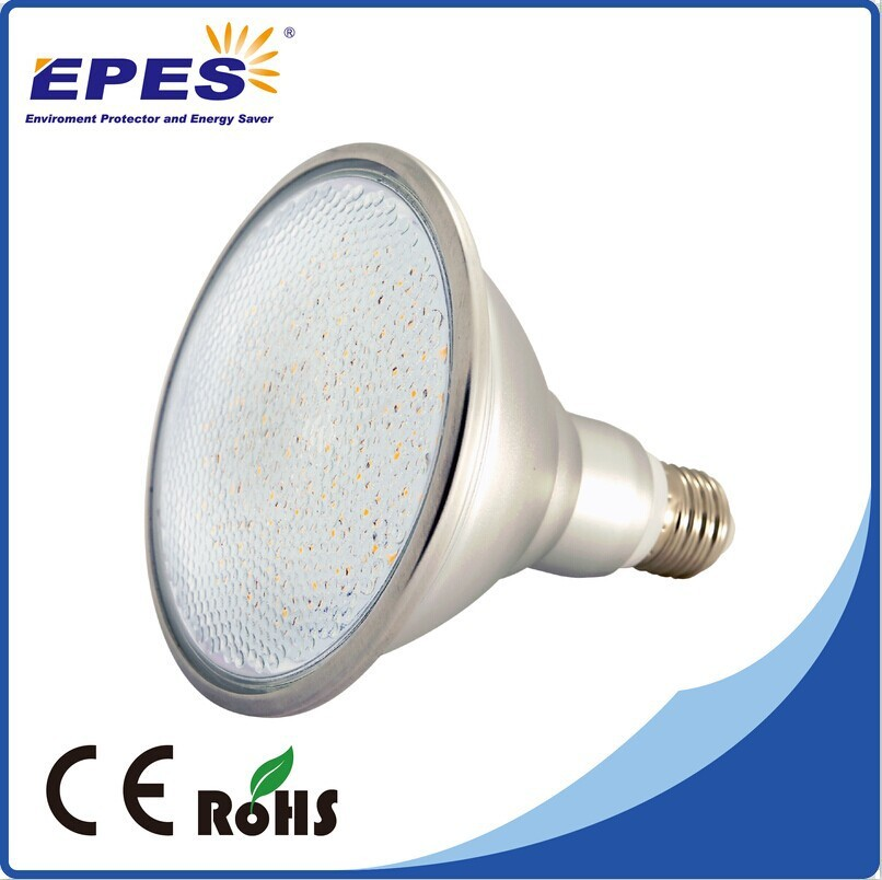 Ningbo Waterproof 2 years warranty high bright 10W 12W par38 led spotlight CE and ROHS