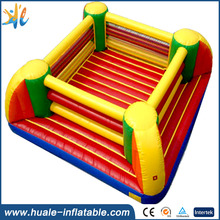 Hot Sale Inflatable Wrestling Ring For Kids/Inflatable Boxing Ring Bouncy