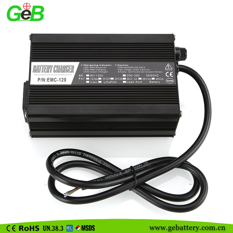 China Suppliers electric scooter charger 36v, ebike lithium ion battery charger, charger rechargeable batteries