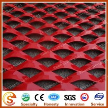 Stainless steel expanded mesh hexagonal aluminum expanded metal aluminum mesh