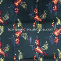 100% cotton baju kurung batik fabric real wax for african
