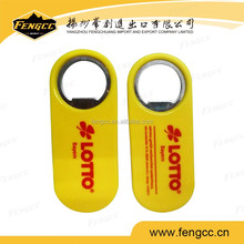 Hot selling cheap custom aluminum and ABS Automatic beer bottle opener