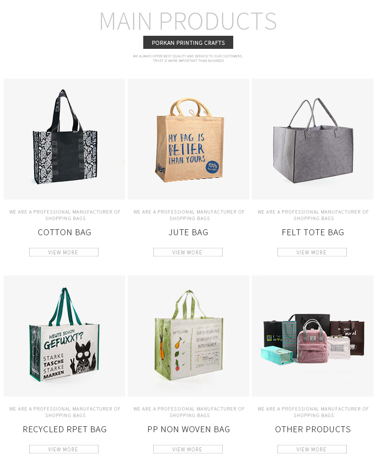 Recycled Biodegradable Custom Logo Wholesale Tote Jute Shopping Bags