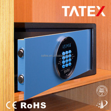 Digital hotel safe box