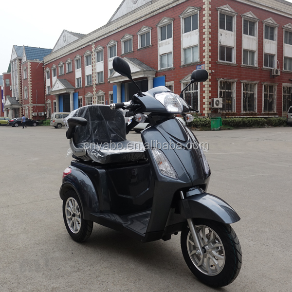 60V 500W/1000W wholesale electric disabled mobility scooter three wheels disabled motorcycles