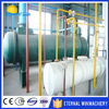 Sunflower seed oil deodorization plant / vegetable oil refinery equipment
