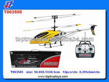 HongDA 3.5 Ch big Alloy/Metal RC Helicopter , RC Helicopter With Gyro,Light