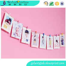 Hot sale full color decorative a4 paper size frame