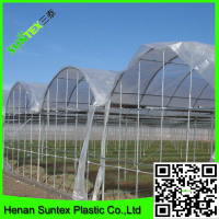 200 micron transparent LDPE material high stretch strength greenhouse film on hot sale