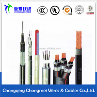 Frequency conversion motor cable