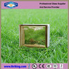 Thriking colored cloudy glass brick factory