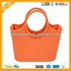 China Factory Supply Hot Sale Fashionable Durable Eco-friendly Silicone Tote Bag For Girl