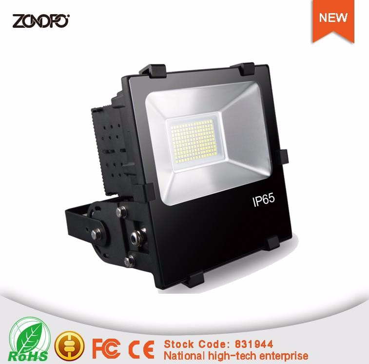 70w new housing smd 5720 high volatage led no need driver low price 6kv anti-surge smd driverless zopopo ac flood light