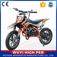 49cc kids petrol mini dirt bike motorcycle