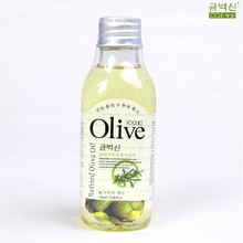 Cosmetics Essential Oil Massage Oil 125ml Refined Olive Oil