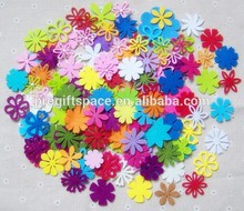 "new products 1.5"" Artificial Decorative Flowers wholesale alibaba 2017 Fashion Laser Cut Crafts Wedding Home Scrapbook Decor"