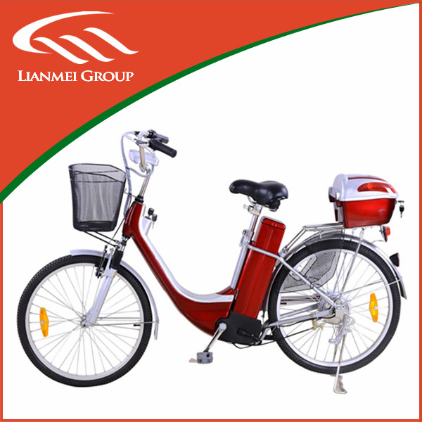 Lead Acid Battery Electric Bicycles LMTDH-Q-05