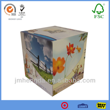 Pure And Fresh Design Natural Color Packaging Box For You
