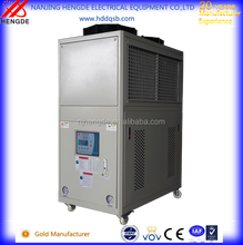 3HP standard portable water cooled cooling cooler chiller for printing machine