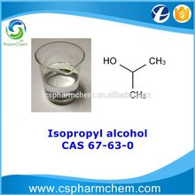 solvent of shellac Isopropanol isopropyl alcohol 67-63-0 IPA