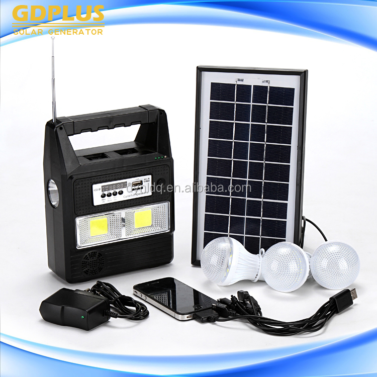2017 NEW style led solar lights with solar panels good quality solar powered mp3 player
