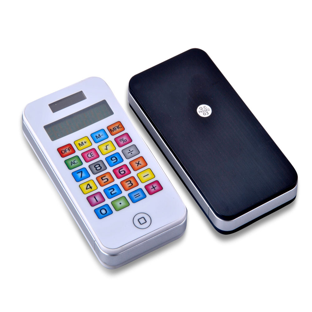 Holiday Gift Mobile Phone Design Hand Calculator for Kids
